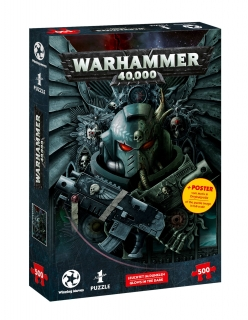 Puzzle - Warhammer 40.000 Jigsaw Puzzle Glow-in-the-dark