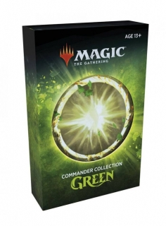 Magic the Gathering TCG: Commander Collection: Green