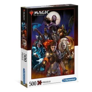 Puzzle Magic the Gathering Jigsaw Puzzle Planeswalker (500 pieces)