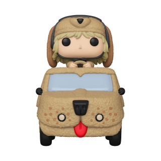Funko POP: Dumb and Dumber - Harry Dunne in Mutts Cutts Van 18 cm