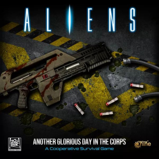 Aliens: Another Glorious Day in the Corps EN