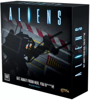 Aliens: Get Away From Her, You B***h! EN (Expansion)
