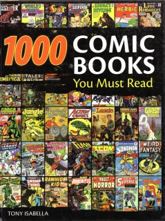 A - 1000 Comic Books You Must Read