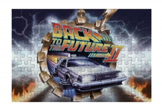 Puzzle - Back to the Future II (1000 pieces)