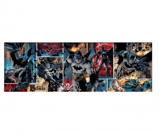 Puzzle - DC Comics Panorama Jigsaw Puzzle Batman (1000 pieces)