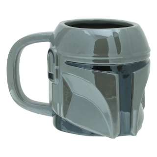 Šálka Star Wars The Mandalorian Shaped Mug The Mandalorian