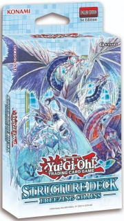 Yu-gi-oh TCG: Structure Deck - Freezing Chains