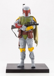Star Wars Episode V ARTFX+ Statue 1/10 Boba Fett Vintage Color Exclusive 19 cm