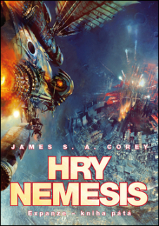 Expanze 5: Hry Nemesis [Corey James S. A.]