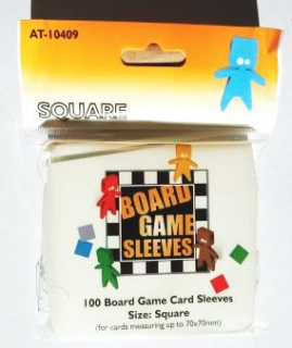 Obal Board Game Sleeves AT 70x70mm, square
