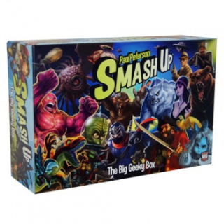 Smash Up EN - Expansion: The Big Geeky Box