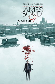 James Bond 01: Vargr [Ellis Warren, Masters Jason]