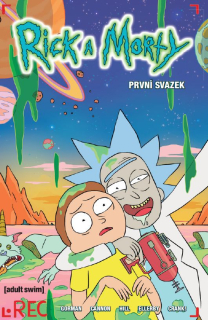 Rick a Morty 1 [Gorman Zac]